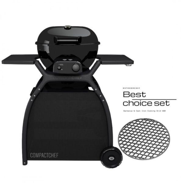 Ψησταριά υγραερίου BBQ Outdoorchef Compactchef 480 G-18.128.09