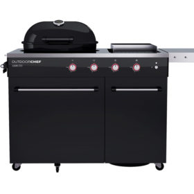 Ψησταριά υγραερίου BBQ Outdoorchef Lugano 570 G Evo-18.128.37