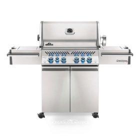 Ψησταριά Υγραερίου Napoleon Prestige PRO 500 Stainless Steel - PRO500RSIBPSS-3-GR