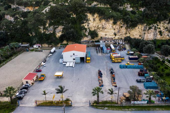 Αποθήκη Autogas Ρέθυμνο